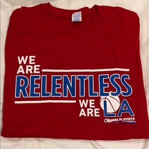 Other - Clippers T-shirt